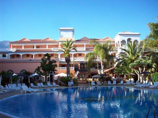 Hotel Riu Garoe Puerto De La Cruz Tenerife