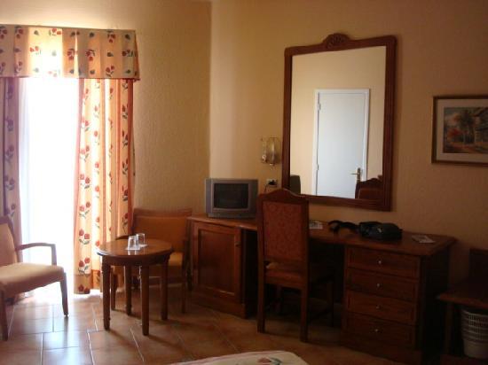 Hotel Monopol : Room 204