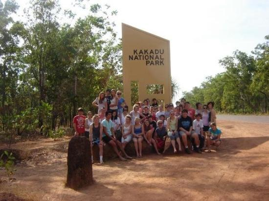 Kakadu National Park, Australia: Group @ Kakadu NT