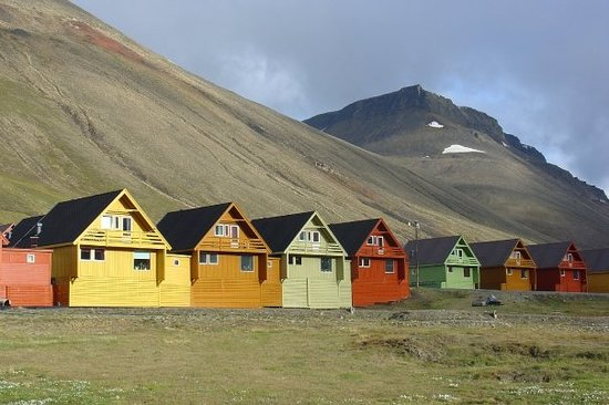 Longyearbyen-bild