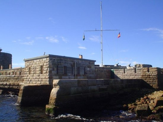 Fort Denison Island