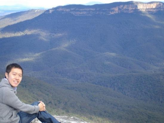 Katoomba, Australia: 藍山國家公園