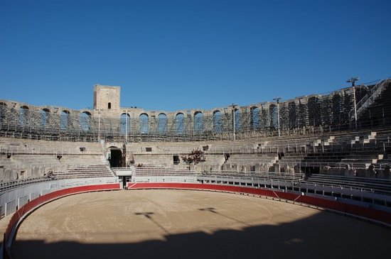Amphithéâtre (les Arènes)