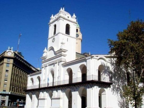 Buenos aires argentina vista a rea amarradero puerto for Muebles de oficina buenos aires capital federal
