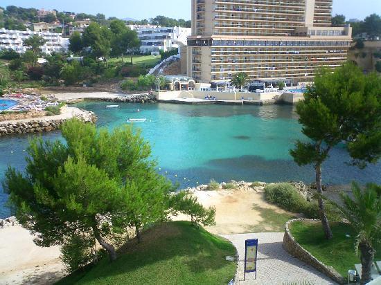 Cala Vinyes, Spanien: cala anexa al hotel
