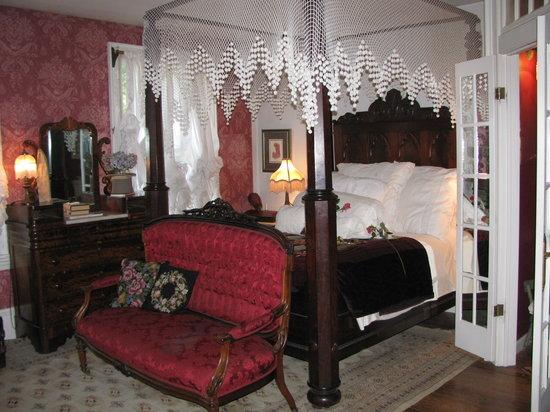 Edgewood Plantation : Our room