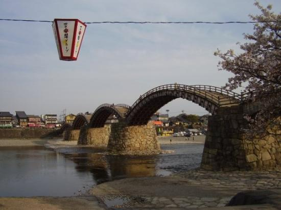 Kintai Bridge Yamaguchi Prefecture, Japan