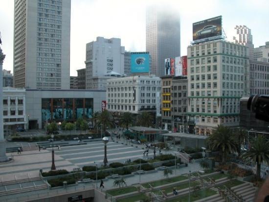 Hilton Hotel Near Union Square San Francisco