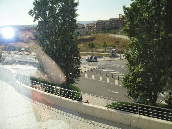 City Park Sant Just: Bad views..