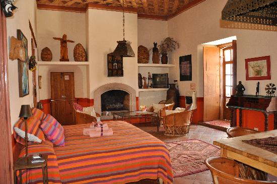 Hotel Casa Encantada: Large and comfortable rooms