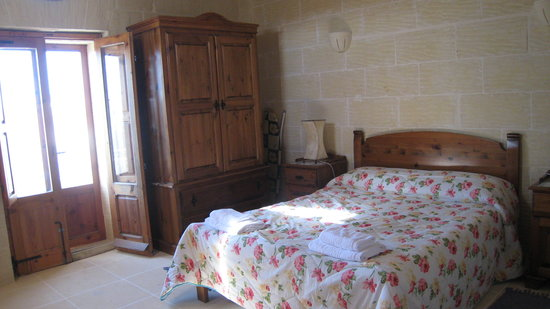 Ta Roigenesta: Main bedrom with dobbel bed