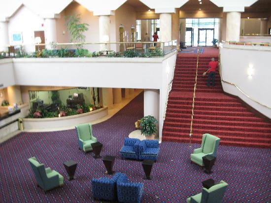 Jake's 58 Hotel & Casino: Lobby