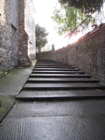 DoDublin: 40 Steps @ St. Audoen's