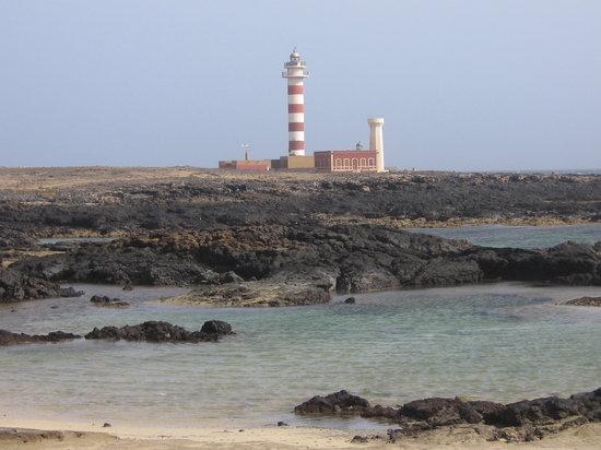 Caleta Del Mar: el cotillo dopo il faro