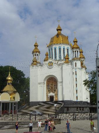 Rivne, Ukraine: June 2006