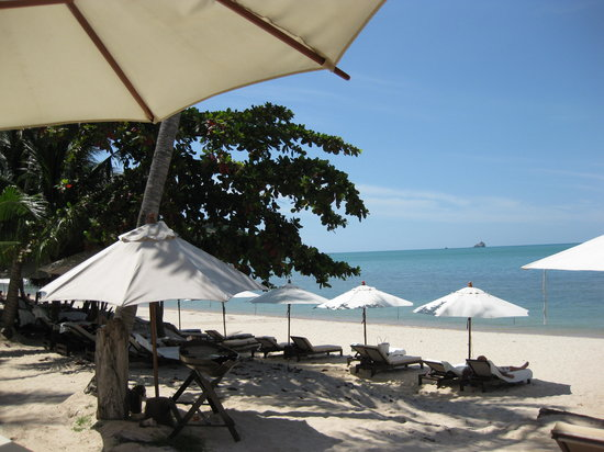 SALA Samui Choengmon Beach Resort: Beach 1