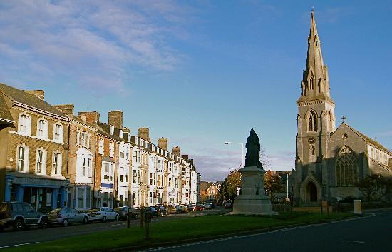 St. Johns Guest House: st,johns church weymouth