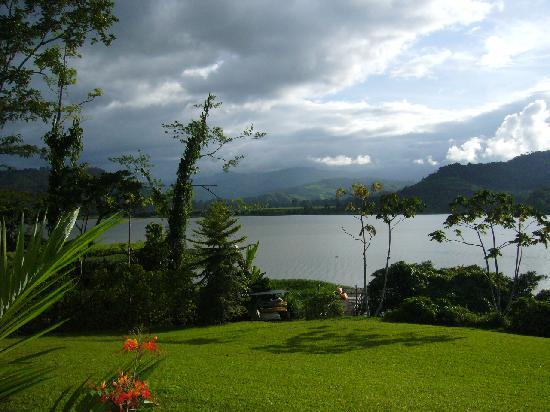 Hotel Casa Turire : Lago