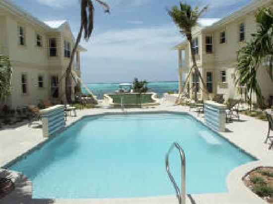 The Club at Little Cayman: Pool View