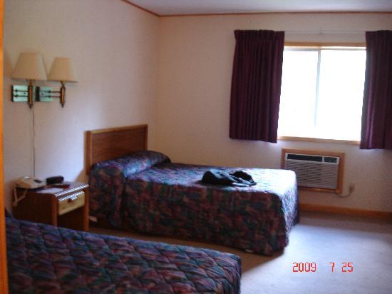 Alpine Valley Resort: Double Bed