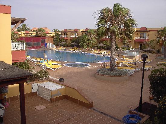 Lobosol Paradise Apartments: Desde el apartamento