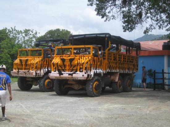 Monster Truck Safari - Puerto Plata Route: Trucksafari