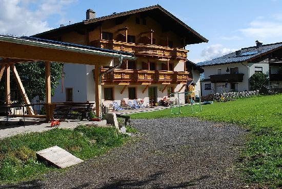 Pension Oberlehenhof: party at pension