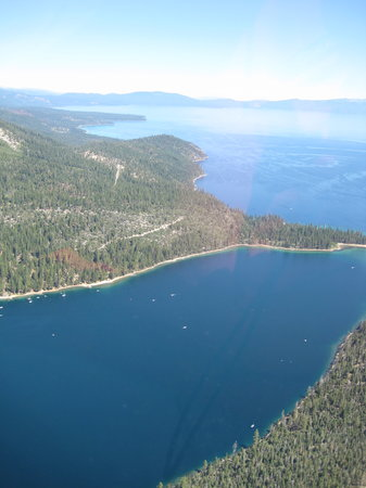 Pacific North Helicopters : Great views you won't get anywhere else