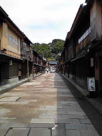 Higashichaya Old Town : 東茶屋全景