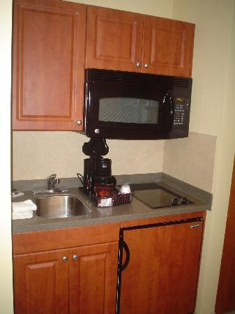 Fort Knox, KY : kitchenette