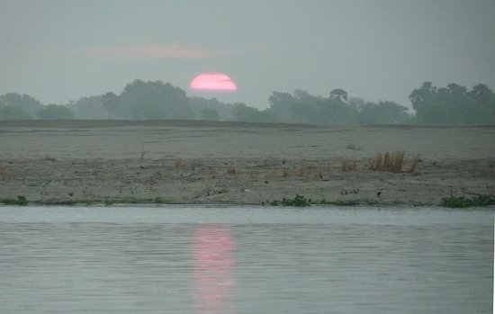 Maruti Guest House : Sunrise