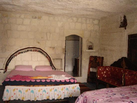 Panoramic Cave Hotel: One of the cave rooms