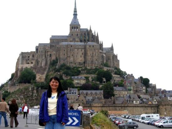 Mont-Saint-Michel, France: Mont St Michel, France - June 2007