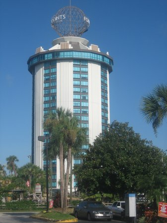 Four Points by Sheraton Orlando International Drive: It's an all-around pleasure to stay here!