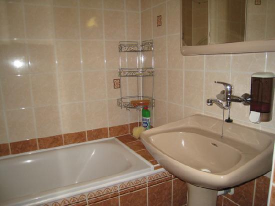 B&B U Oty: Bathroom