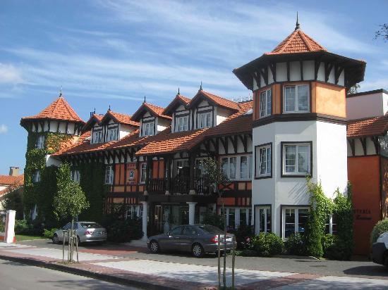 Hotel Torres de Somo: The hotel