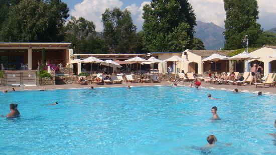 Club Med: piscine