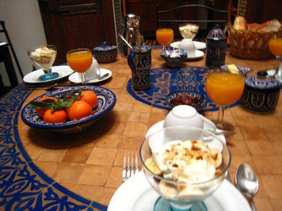 Dar El Hana: Yummy breakfast