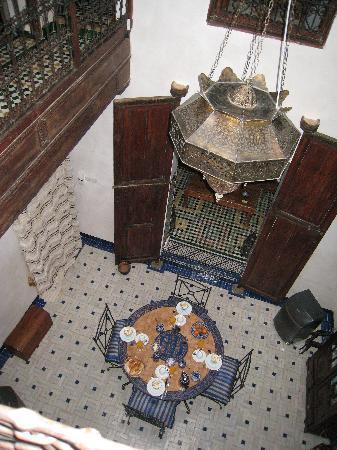 Dar El Hana: View from the rooms
