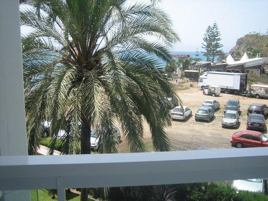 Marinas de Nerja Aparthotel: vista terraza