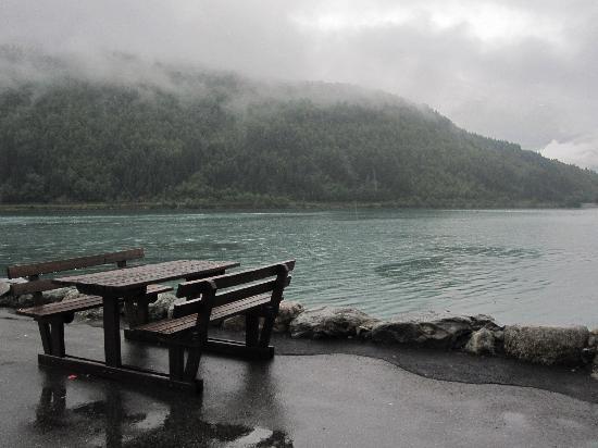 Loen, Norway: Alrededores del hotel