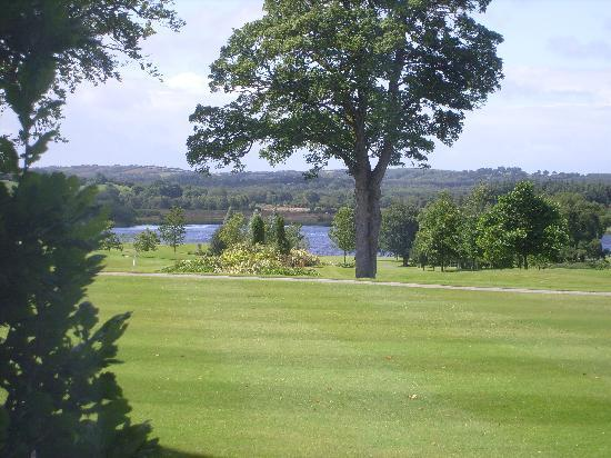 Slieve Russell Hotel Golf and Country Club: view from room 2