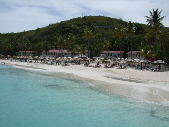 Halcyon Cove by Rex Resorts: Dickenson Bay