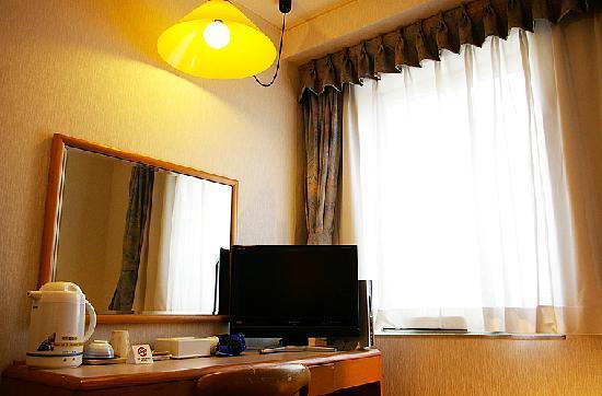 Toyohashi Green Hotel: 部屋