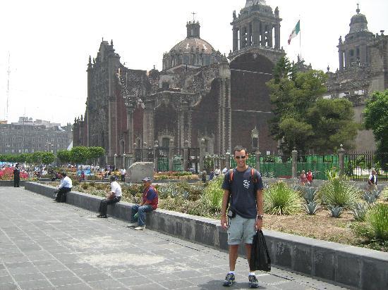 Mexico City Zocalo Restaurants