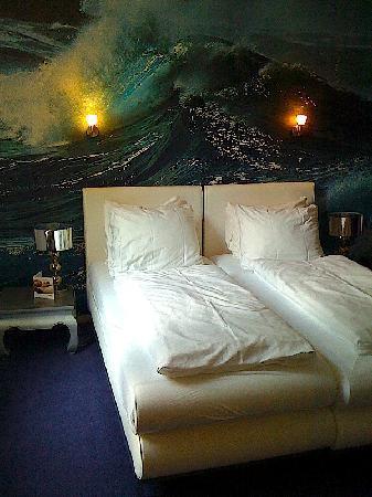 Villa Ruimzicht: The bed
