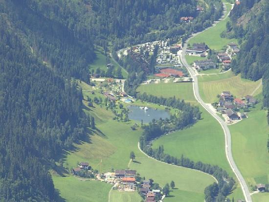Hotel Pension Unterbrau: Bade- und Freizeitanlage in Hopfgarten