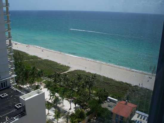 Miami Beach Resort and Spa: Vista a la Playa