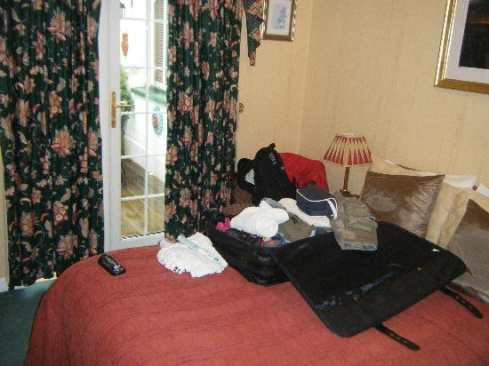 Cloneen Bed & Breakfast: Bedroom