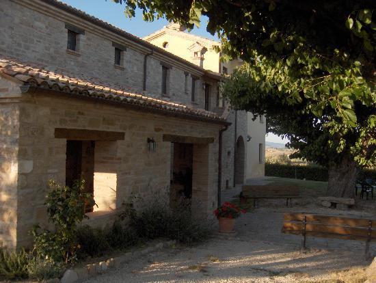Cingoli, Italia: la casa